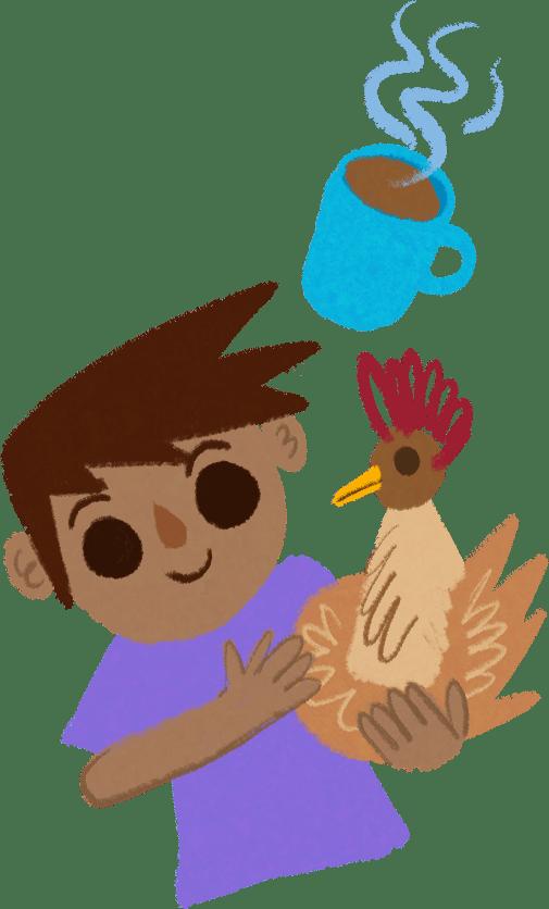care-chickens
